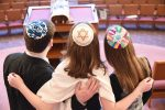 Photo images from different heights – The bat mitzvah kippah connection!