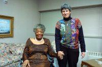 International Women's Day honoring Dr. Maya Angelou
