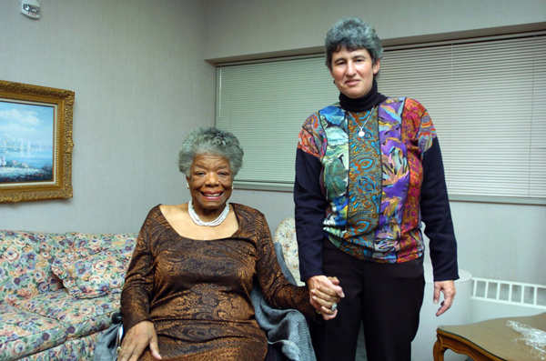 International Women's Day honoring Dr. Maya Angelou