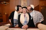 Bar mitzvah photo candids are the best!